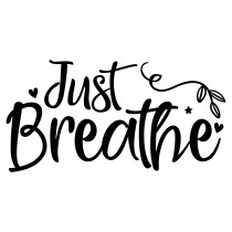 Just breathe | Muurteksten.nl