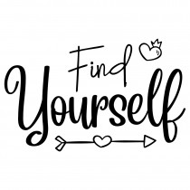 Find yourself | Muurteksten.nl